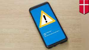 News video: Fake Samsung Update app has millions of downloads, report finds