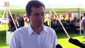 Mayor Pete Buttigieg Calls 'Medicare for All' and Free College Tuition Plans 'Questionable on Theits' [Video]