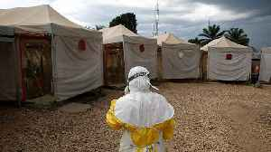 Congo confirms first Ebola case in the eastern city of Goma [Video]