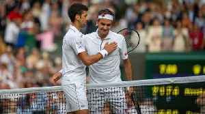 News video: Federer, Djokovic and Nadal Extend Golden Era of Men's Tennis
