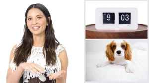 Everything Olivia Munn Does In a Day [Video]