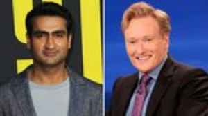 Kumail Nanjiani Appears on Conan O'Brien's Podcast, Explains Late-Night Cancellation | THR News [Video]