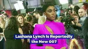 Lashana Lynch Is Reportedly the New 007 [Video]