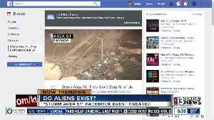 Air Force warns UFO fans to stay away from Area 51 [Video]