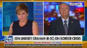Graham on detained migrants: 'I don't care if they have to stay in these facilities for 400 days' [Video]