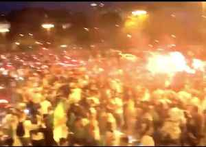 Celebrations in Paris as Algeria Make Africa Cup of Nations Final [Video]