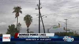 How to handle downed power lines [Video]