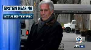 Financier Jeffrey Epstein will remain behind bars for now as a federal judge mulls whether to grant bail on charges he sexually  [Video]