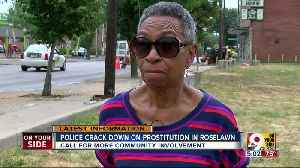 Police crack down on prostitution in Roselawn [Video]