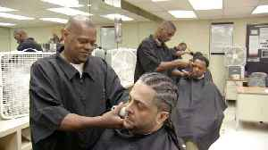 Chicago's Cook County Jail: Larry's Barber College [Video]