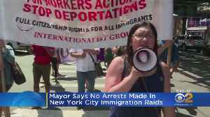 News video: ICE Raids Begin Across The County