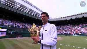 Wimbledon 2019: Djokovic retains title after gruelling final [Video]