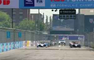 Frijns wins in New York but Vergne captures second straight Formula E title [Video]