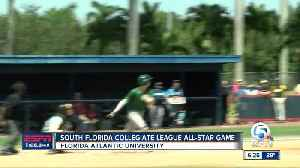 South Florida Collegiate All-Star Game [Video]