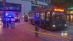 2 Pedestrians Struck By Trolley In Downtown Fort Worth [Video]