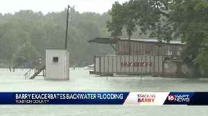 Residents Worry About Backwater Flooding in Warren County [Video]