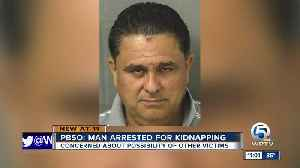 Palm Beach County man accused of kidnapping teen boy [Video]