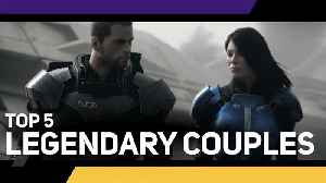 Top 5 Legendary Game Couples [Video]
