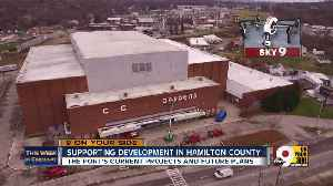 This Week in Cincinnati: Supporting development in Hamilton County [Video]