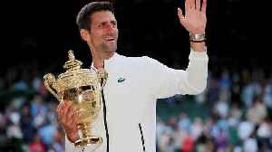 Djokovic wins fifth Wimbledon title against Federer [Video]