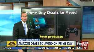 News video: Amazon deals to avoid on Prime Day