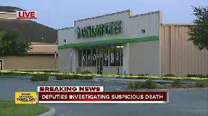 Deputies investigating suspicious death at Dollar Tree store in Spring Hill [Video]