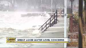 Concerns raised over Great Lakes water levels [Video]