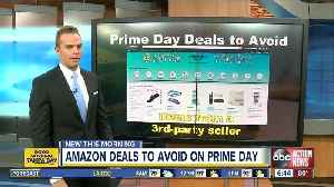 News video: What you shouldn't buy on Amazon Prime Day