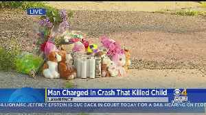Driver To Be Arraigned In Hospital Bed In Crash That Killed 8-Year-Old Girl [Video]