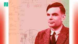 Wartime Codebreaker Alan Turing The New Face Of £50 Notes [Video]