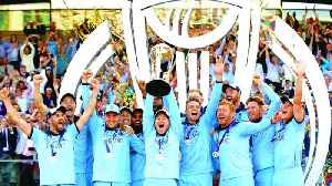 Cricket World Cup: England beat New Zealand to lift trophy [Video]