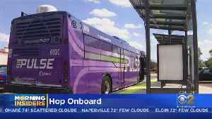 Pace Launching New Pulse Line Rapid Transit In August [Video]