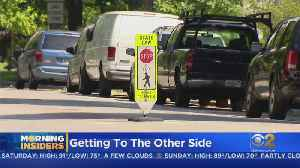 How Many Drivers Stop For Pedestrians At Crosswalks? [Video]