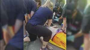 Man Collapses During Chicago Bears 5K, Strangers Save His Life [Video]