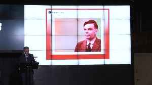 Alan Turing unveiled as new face on £50 note [Video]