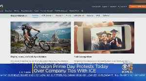 Protests Expected At Amazon SF Offices Over Company's Ties To ICE [Video]