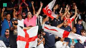 England Fans Celebrate Historic World Cup Victory [Video]