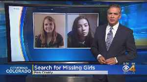 Search Continues For Missing Teens In Park County [Video]