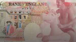 Bid to put Harry Maguire on new £50 note fails [Video]
