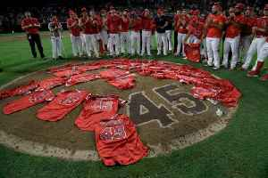 News video: Angels Honor Tyler Skaggs With Combined No-Hitter