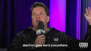 Dom Joly On Being In the Middle Of Machine Gunfire In Lebanon [Video]