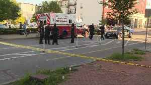 BPD Sgt. Bill Shiflett Injured, Two Dead In Shooting At Baltimore Methadone Clinic [Video]