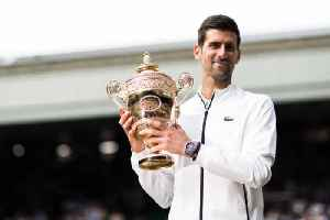 News video: Novak Djokovic Defeats Roger Federer in Five-Set Wimbledon Final