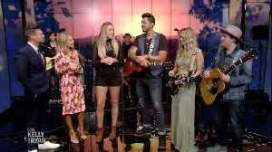 Colbie Caillat Talks About Her New Band 'Gone West' [Video]
