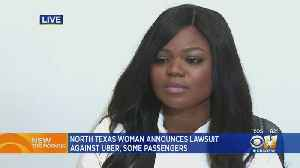 Female Uber Driver Allegedly Assaulted By Passengers In Haltom City Intends To File Lawsuit [Video]