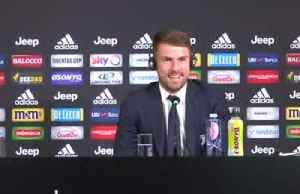 Ramsey couldn't say no to Juve [Video]