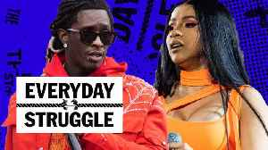 Jermaine Dupri Plans Female Cypher After Backlash, Thug on Lil Nas X Coming Out | Everyday Struggle [Video]