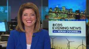 Amelia Santaniello Talks With Norah O'Donnell [Video]