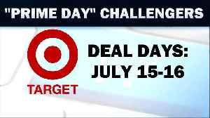Challengers To Amazon Prime Day [Video]