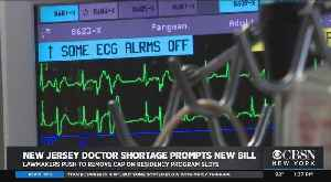 New Jersey Doctor Shortage Prompts New Bill [Video]